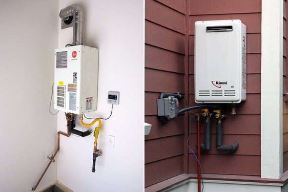 Tankless Water Heater Sales Installation And Repair